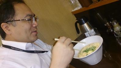 Local salaryman!